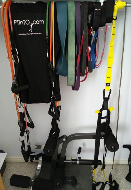 fitness accessories, strength bands, boot bands, trx